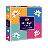 Traditional benefits: Hem Soham premium Dhoop cups brings the traditional benefits like detaching negativity and provide positive environment. Long lasting: Each dhoop cup has a strong long lasting fragrance based on traditional temple practices. Dho...