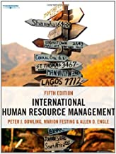 International Human Resource Management - Managing People in a Multinational Context (5th, 09) by Dowling, Peter J - Festing, Marion - Engle, Allen [Paperback (2007)]