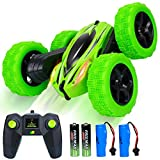 Remote Control Car RC Cars - Drift High Speed Off Road Stunt Truck, 4WD Race Toy with Two...