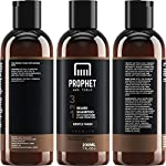 PREMIUM 3-in-1 Beard Shampoo with Conditioner & Facial Hair Protection Treatment For Men ! Gentle Wash Leaves Your… 6