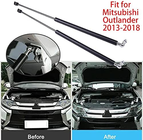 1Pair New Our shop OFFers the best service Deluxe Front Bonnet Hood Lift Fit For Shock Support Mi Struts