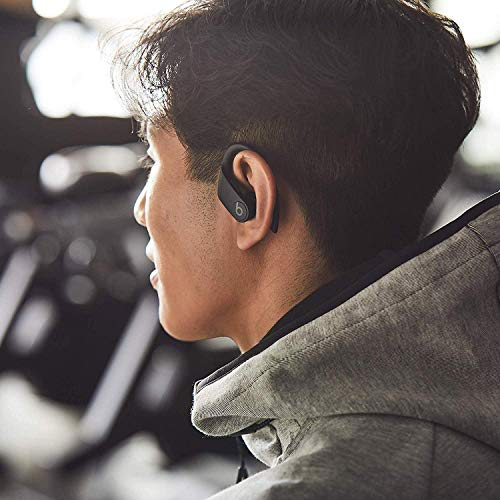 Beats Powerbeats Pro In-Ear Kopfhörer komplett ohne Kabel, One Size, Schwarz