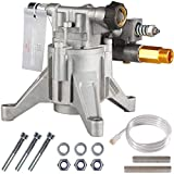 YAMATIC 2800 PSI 2900 PSI Pressure Washer Pump Vertical 7/8' Shaft Replacement Power Washer Pump 2.3 GPM for 308653052 308653006 308653008 and Many Other Models