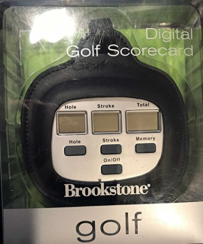 Digital Golf Scorecard