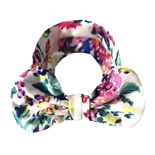 Lazzboy Mädchen Baby Kleinkind Turban Floral Stirnband Haarband Bow Zubehör...