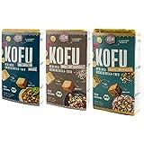 Zeevi Kofu Probier-Set Pur, Falafel & Smoky Bio 3 x 200g Vegan Glutenfrei