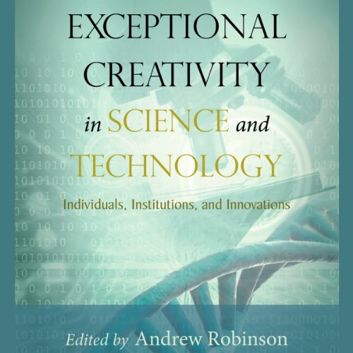 Exceptional Creativity in Science and Technology cover art