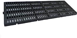 PSK PET MART Plastic Mat Dog Cage Flooring, Goat Flooring Size: 1X3 Feet 'Good for Dog Goat Rabbit & Guinea Pigs' (4 Pcs S...