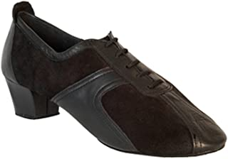 Ray Rose Adult Unisex Practice and Social Dance Shoes Breeze 410 Regular Width 1.5 inch Heel