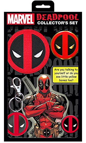 Application Marvel Extreme Deadpool Collector