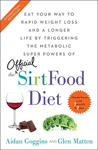 The Sirtfood Diet product image