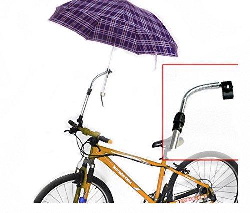 Parapluhouder voor fiets, kinderwagen, rolstoel, golftrolleys, steekhouder, houder -II