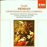 Handel: Messiah / Willcocks, Choir of King's College, Cambridge (2005-12-31)