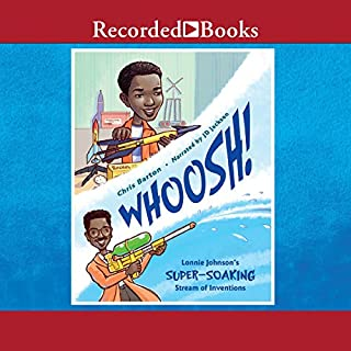 Whoosh! audiobook cover art