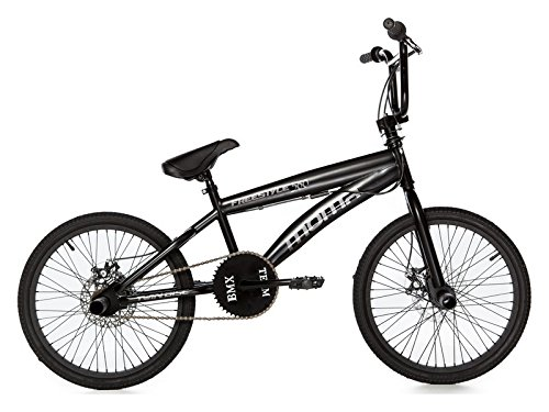 Moma - BMX Bicicletta Freestyle 360 Full Disc