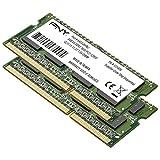 PNY Performance 8GB Kit DDR3 1600MHz CL11 Notebook (SODIMM) Memory MN8GK2D31600-Z
