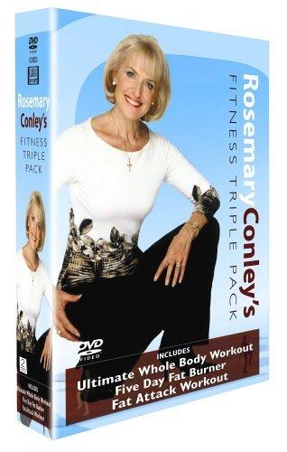 Rosemary Conley - Fitness Triple Pack [DVD]