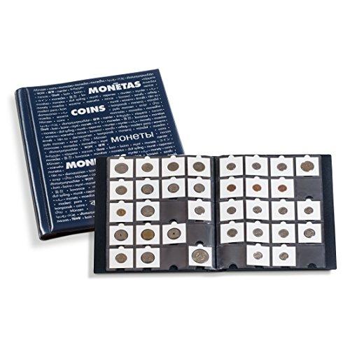 Leuchtturm (345988 Album avec 10 recharges pour chacune 20 Monnaies sous étui Carton