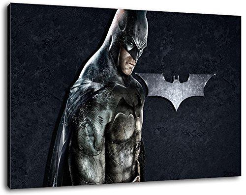 Batman afbeelding op canvas, enorme XXL? Compleet ingelijst met foto's, wandfoto, fotolijst