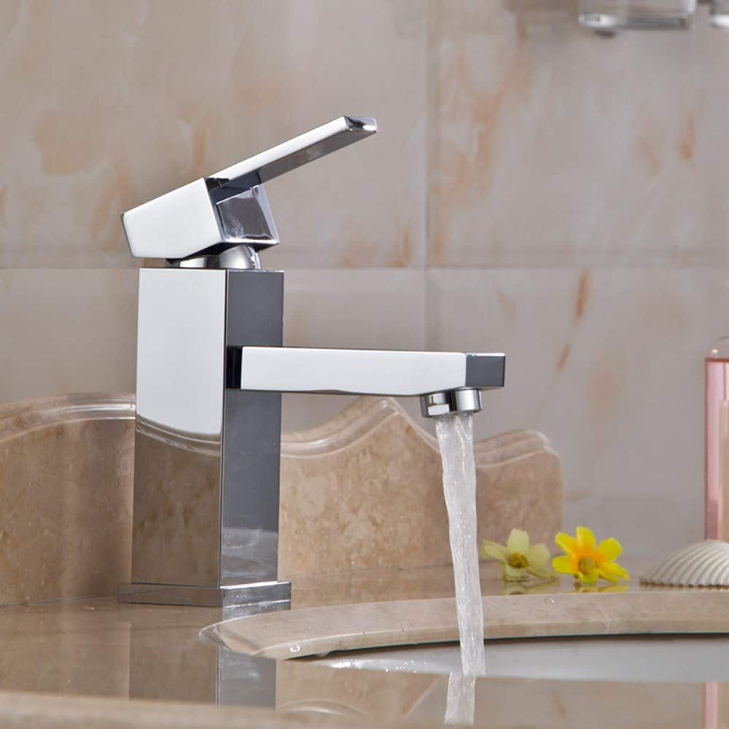 Single Cold and hot Noodle Basin Faucet, Vegetable Basin Faucet