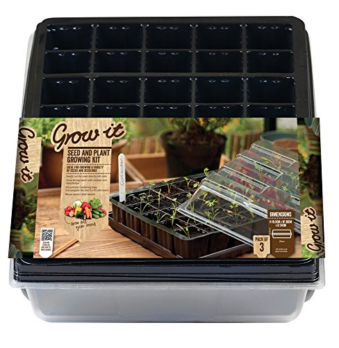 Gardman Cultura 08.624 Kit Promozionale sementi e delle Piante