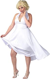 Best marilyn monroe halloween costume plus size Reviews