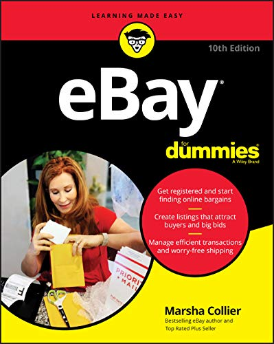eBay For Dummies: (Updated for 2020)
