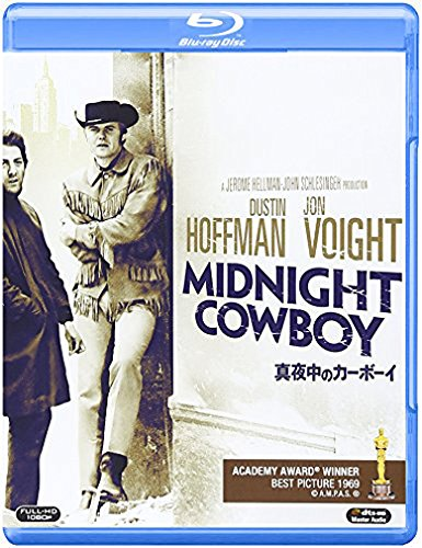 真夜中のカーボーイ [Blu-ray]の詳細を見る
