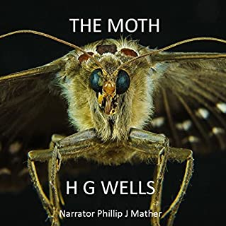 The Moth audiobook cover art
