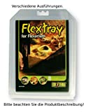 Askoll 281608 Exo Terra Flextray F - Bandeja Flexible para Flexarium