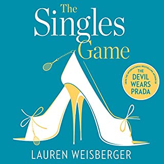 The Singles Game                   By:                                                                                                                                 Lauren Weisberger                               Narrated by:                                                                                                                                 Heather Lind                      Length: 10 hrs and 42 mins     40 ratings     Overall 4.1