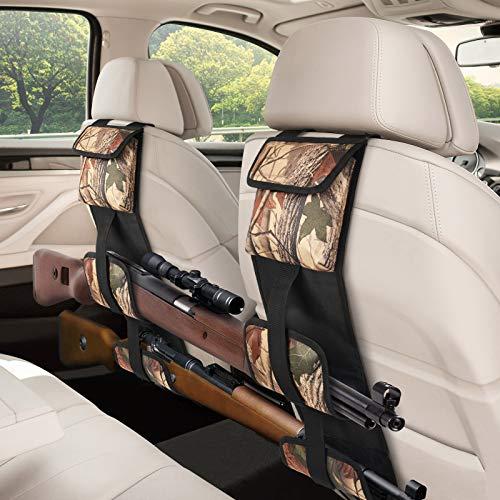 EZshoot 2PCS Car Seat Back Gun Racks, Automotive Car Gun...