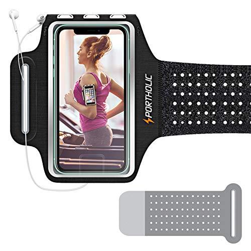 Laufende Armbänder für Handy, einstellbares Training ...