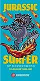 TEXTIL TARRAGO Toalla de Playa Kukuxumusu Jurassic Surfer 75x150 cm 100% Algodon Licencia...