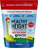 Healthy Height Kids Protein Powder (Vanilla) - Developed by Schneiders Childrens Hospital to Help...