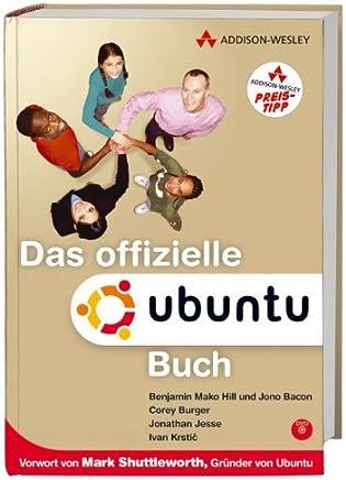 Das offizielle Ubuntu Buch