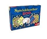 Noris 606111687 Spieleklassiker mit 200 Spielmöglichkeiten