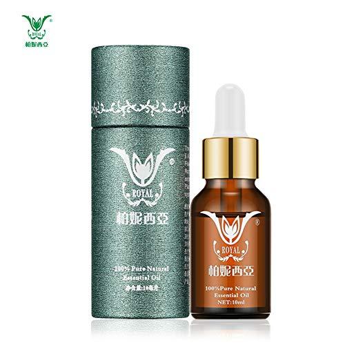 Poitrine naturelle de levage de poitrine essentielle de levage d'huile anti-affaissement d'élargissement de raffermissement de 10ml d'huile essentielle d'amélioration de sein