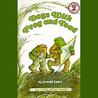Days with Frog and Toad audiobook cover art
