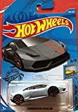 Hot Wheels Lamborghini Huracan ( Gray) 245/250 Exclusive by Tiny Toes