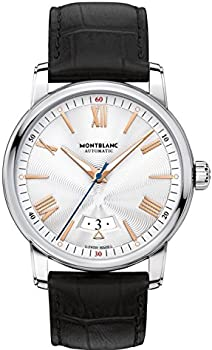 Montblanc 4810 Automatic Silvery White Dial Men's Watch