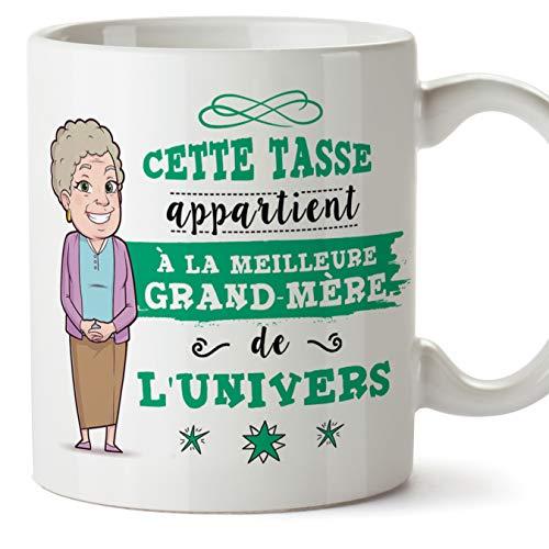 Le mug meilleure grand-mère