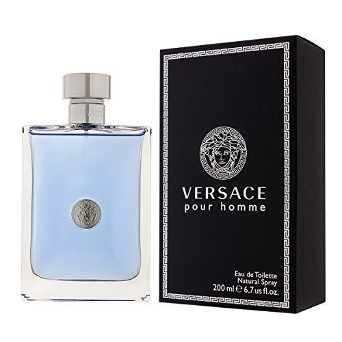 Versace Pour Homme Eau de Toilette (uomo) 200 ml