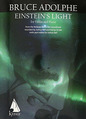 Einstein's Light: Violin and Piano