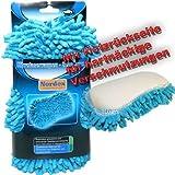 Nordex Microfaserschwamm Waschschwamm Koralle