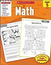 Scholastic Success with Math, Grade 5 (Scholastic Success with Workbooks: Math)