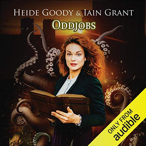 Oddjobs Audiobook By Heide Goody, Iain Grant cover art