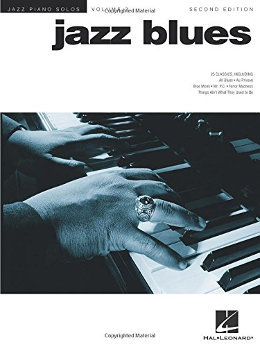 Jazz Piano Solos Volume 2: Jazz Blues (Second Edition): Noten, Sammelband für Klavier: Jazz Piano Solos Series Volume 2