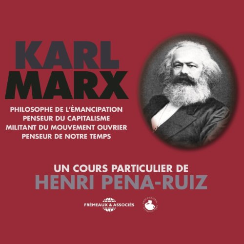 Karl Marx  By  cover art