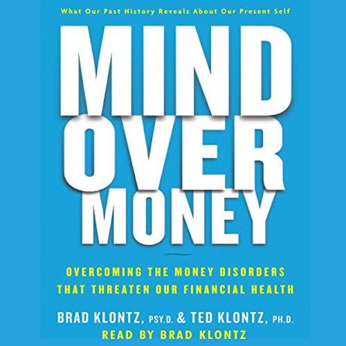 Mind over Money audiobook cover art